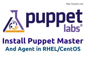 Install-Puppet-in-CentOS